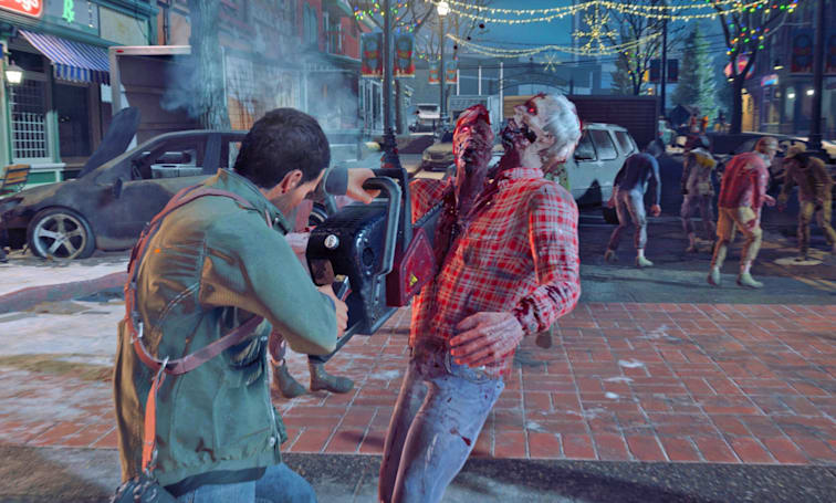 'Dead Rising 4' DLC is as ridiculous as you'd expect