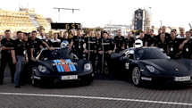 Hybrid Porsche 918 Spyder beats Nordschleife track record by miles (actually, 14 seconds)