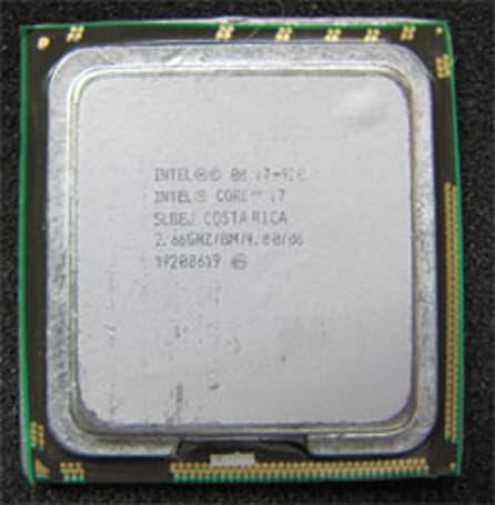 Newegg terminates supplier relationship over counterfeit Core i7 CPUs