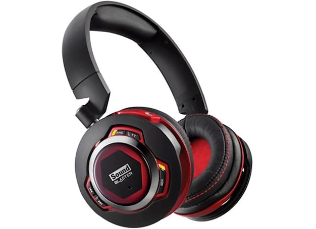 Creative Labs rolls out Sound Blaster EVO gaming headsets with Axx processing