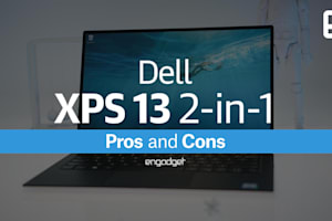 Dell XPS 13 2 in 1 : Pros and Cons