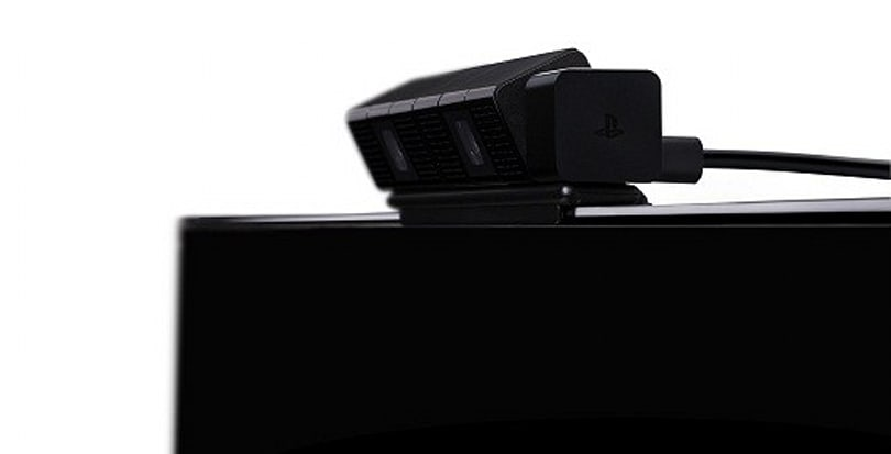PS4 Eye has two cameras: One to watch you, one to make you pretty