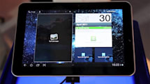 Samsung's Galaxy Tab 8.9 troubled by screen issues, chubbier version the result?