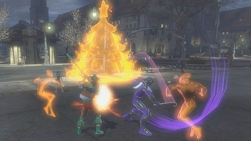 DC Universe Online invites Orange Lanterns for the holidays