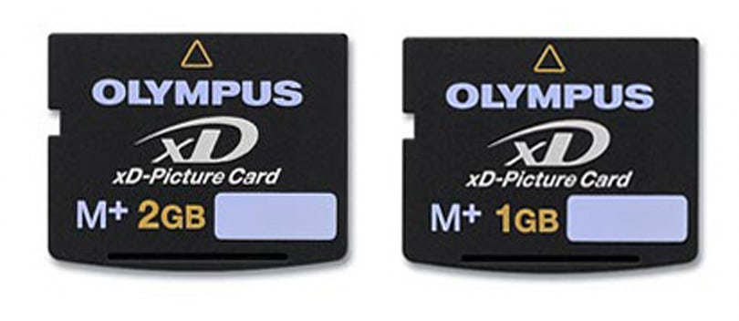 Olympus rolls out high-speed Type M+ xD-Picture Cards