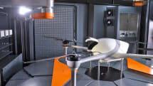 Fully-autonomous drone launcher never needs a pilot