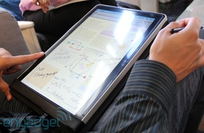 Kno prices tablet textbooks: $599 for single-screen, $899 for double