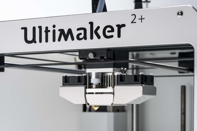Ultimaker's latest 3D printers let you swap the nozzles
