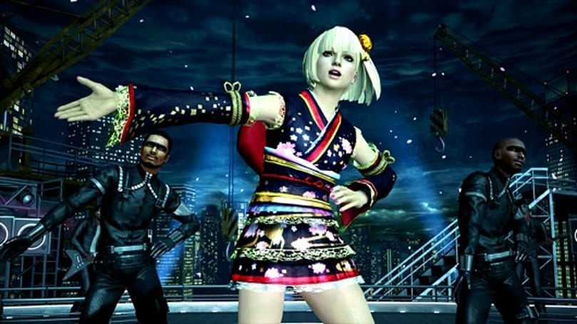 New DanceMasters DLC is not what you'd expect