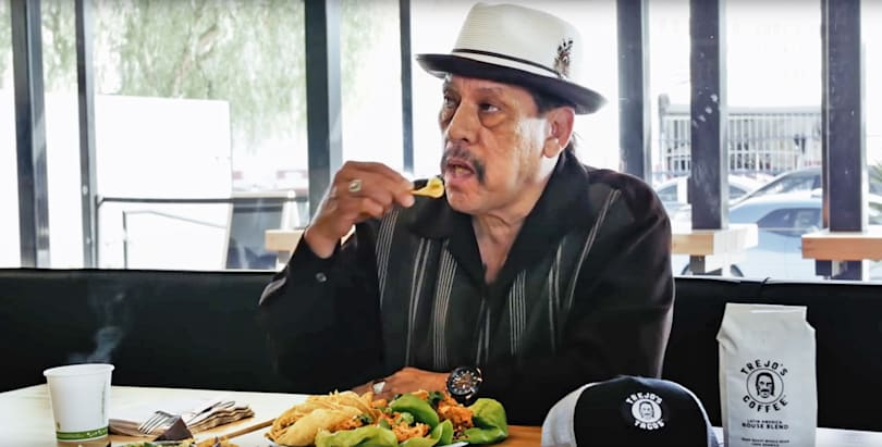 Eating tacos with Danny Trejo is the best use of VR so far