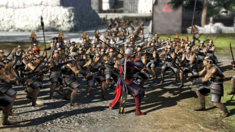 Samurai Warriors 4 coming to PS4, PS3, Vita this fall