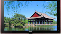 Samsung's 750-series Touch of Color LCDs now shipping