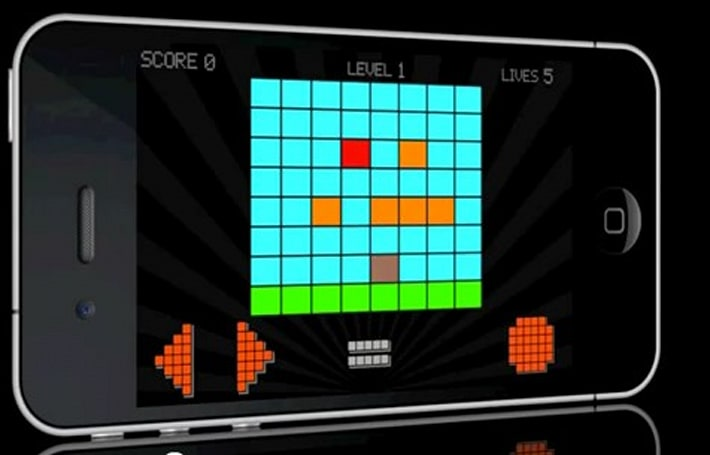 Super Pixel Bros. blocky Mario game gets renamed, hits the iPhone