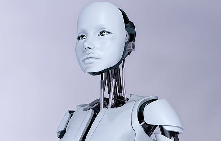 Robots that can sweat and get goosebumps give us goosebumps