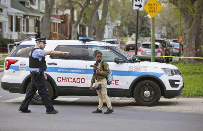 Report slams Chicago's data-driven crime prevention tool