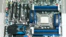 Intel's Sandy Bridge E gets rounded up and reviewed, the E is for Excessive