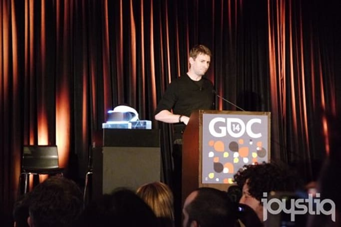 Overheard@GDC 2014: Working with NASA on VR is cool