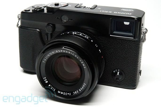 Fujifilm X-Pro1 mirrorless camera review