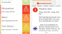 AlertsPro will keep you on top of bad weather