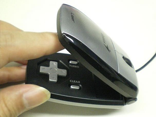 Evergreen's Genius Navigator 365 mouse, for idiots