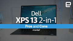 Pros and cons: Our quick verdict on Dell's XPS 13 2-in-1
