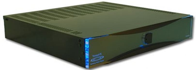Tranquil readying Windows Home Server-based M one media mecca