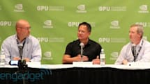NVIDIA CEO: Tegra 3 almost done, Tegra 4 on the way, expect a new Tegra annually