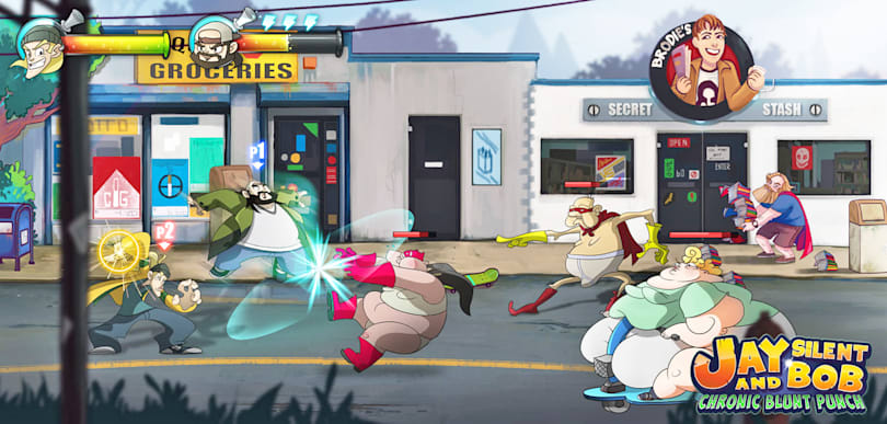 Do you want to crowdfund a Jay and Silent Bob game?