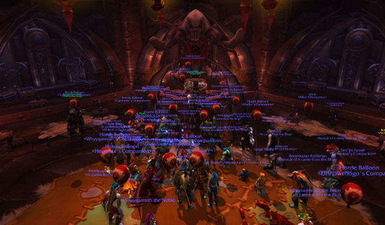 It came from the Blog: Occupy Orgrimmar snapshots
