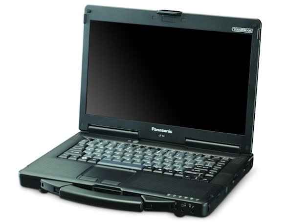 Panasonic launches semi-rugged Toughbook CF-53, with optional LTE and CircuLumin touchscreen (video)