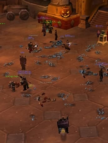 FOX news covers WoW's Zombie Invasion