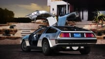 DeLorean DMC-12 EV announced for 2013 production, Doc Brown's whip gets real... electric