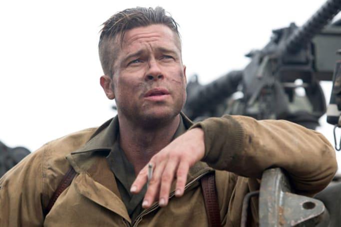 Netflix is producing a satirical war movie starring Brad Pitt