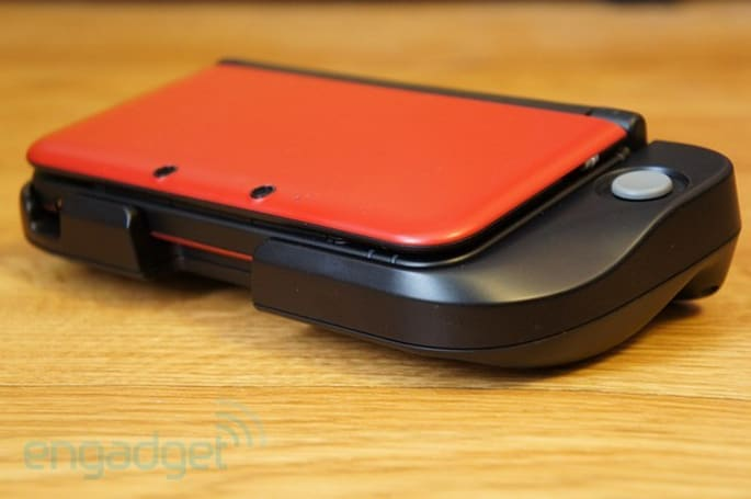 Nintendo 3DS XL Circle Pad Pro review: just like the original, but bigger