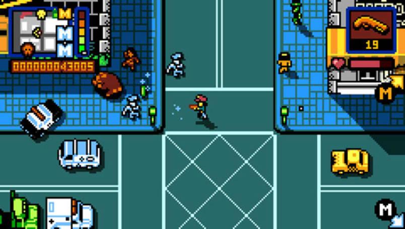 Retro City Rampage DX hits digital platforms next week