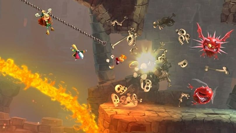Rayman Legends also coming to PC at launch
