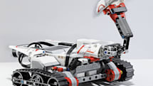 Lego Mindstorms EV3 arrives tailored for mobile, infrared and more hackability