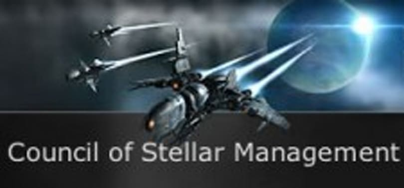 EVE's Council of Stellar Management chairman interviewed