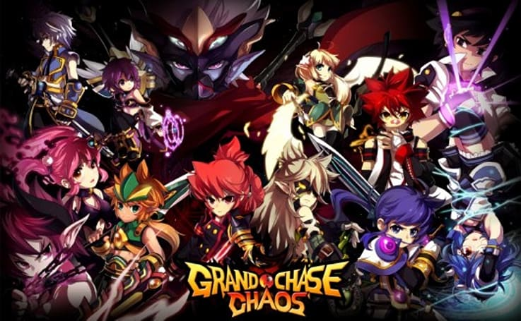 Grand Chase heading into Chaos