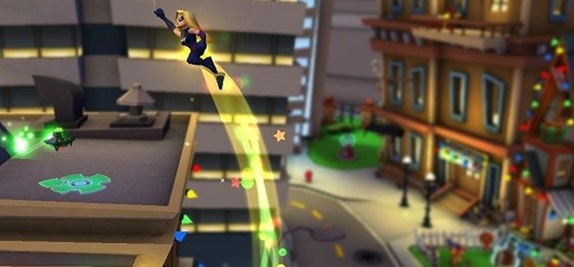 MMO Family: Heroing-up in Super Hero Squad Online