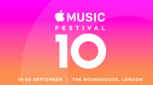 Apple Music Festival vom 18. - 30. September in London