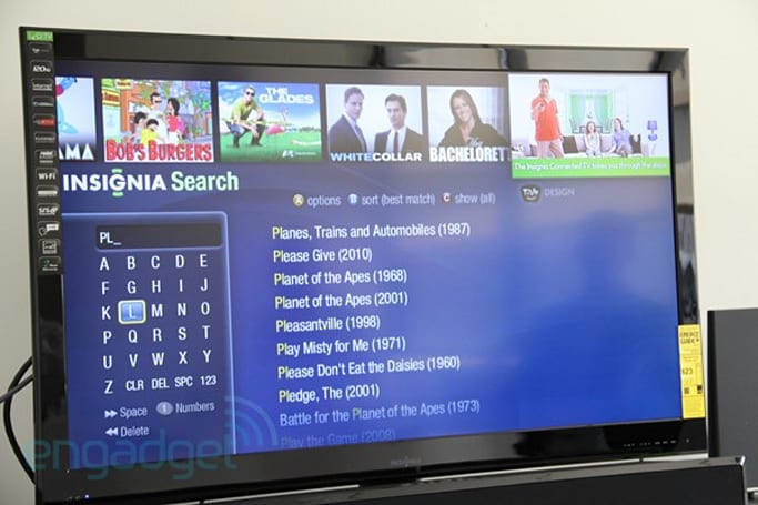 Best Buy launches Insignia connected TVs with DVR-less TiVo