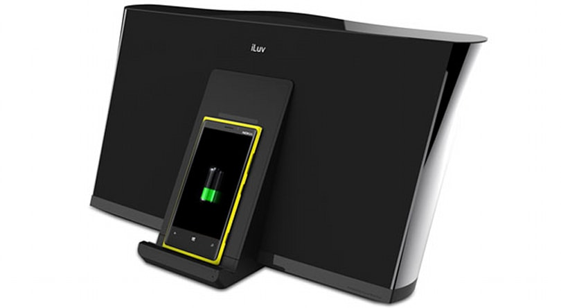 iLuv outs three more Bluetooth speakers, NFC and Qi-certified wireless charging join the fray