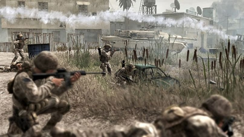 Xbox Live Top 10: People apparently played CoD4, World at War