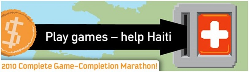 Singapore-MIT Gambit Game Lab hosting huge game marathon for Haiti