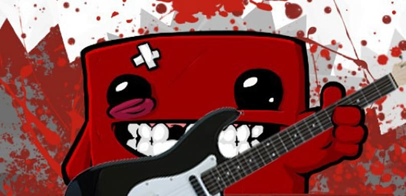 Three Super Meat Boy tracks coming to Rock Band Network