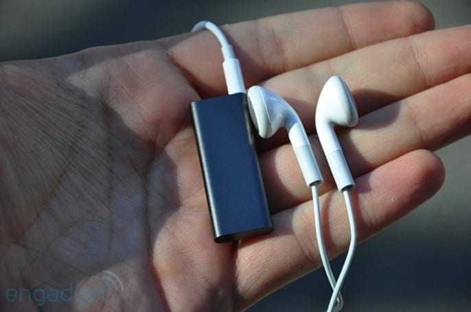 Apple releases iPod Shuffle VoiceOver Kit 1.0.1 upgrade
