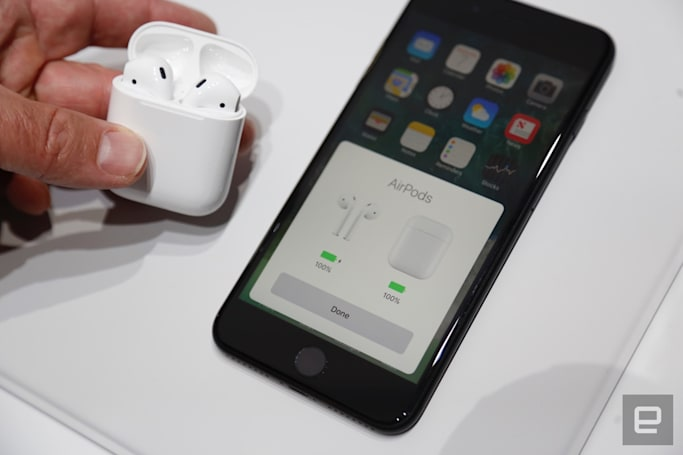 Apple's AirPods toe the line between usefulness and gimmickry