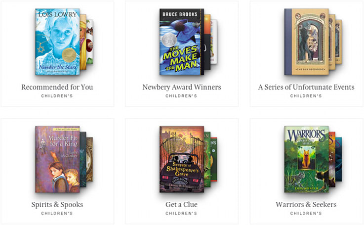 Oyster now offers all-you-can-read children's books, including Disney titles