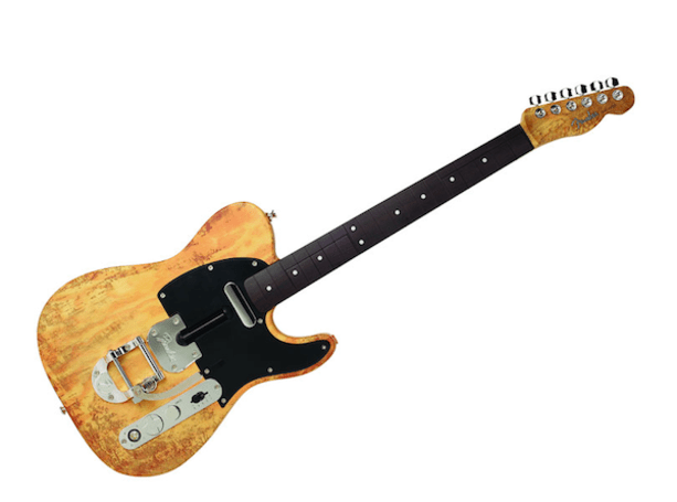 Mad Catz Rock Band Wireless Fender Telecaster 'Player's Edition' might just get Dylan to go electric